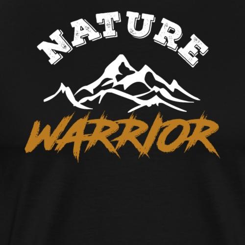 Nature Warrior - Men's Premium T-Shirt