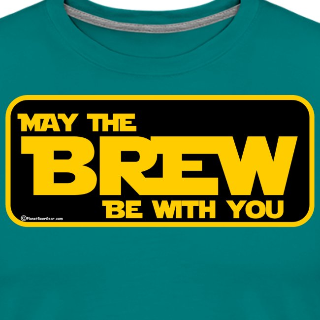 May The Brew Be With You