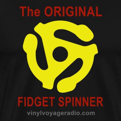 Original Fidget Spinner - Men's Premium T-Shirt