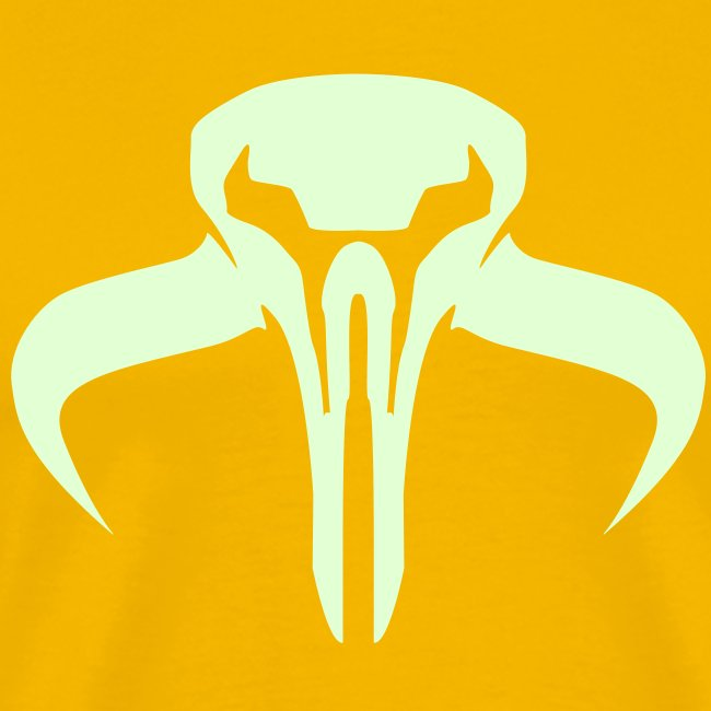 SWTOR Bounty Hunter Class Logo 1-Color