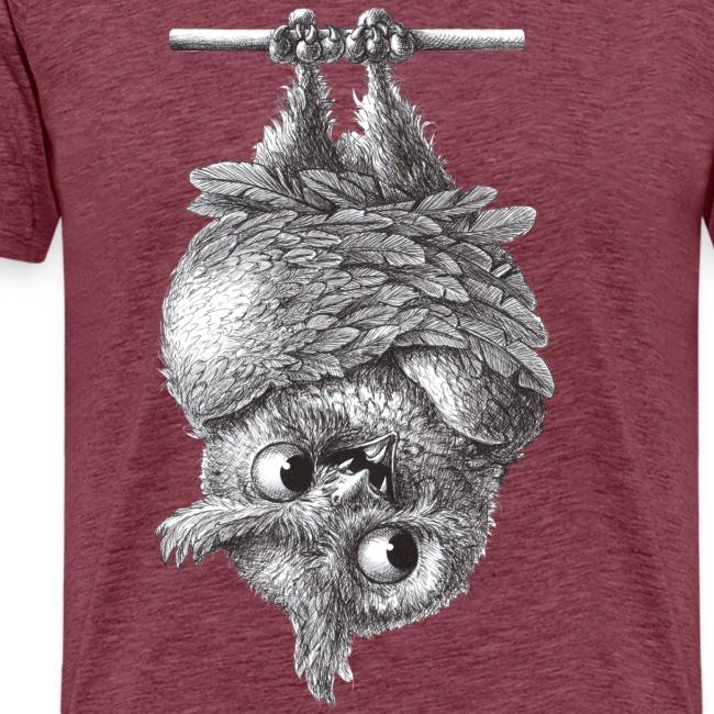 Vampire - Dracula Owl