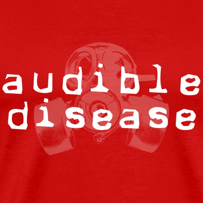 Audible Disease 1 blakk