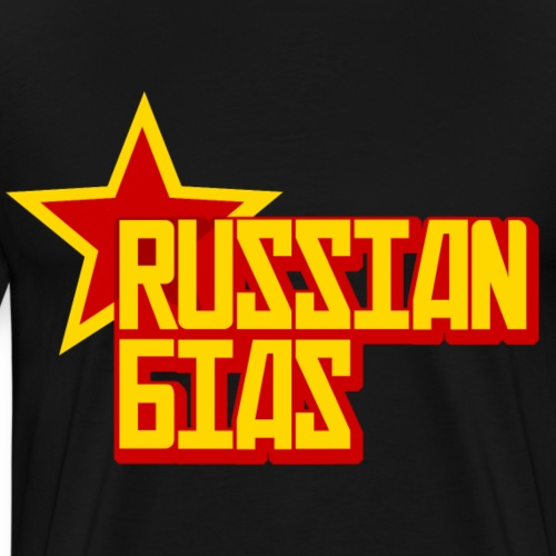 Russian Bias - Men's Premium T-Shirt