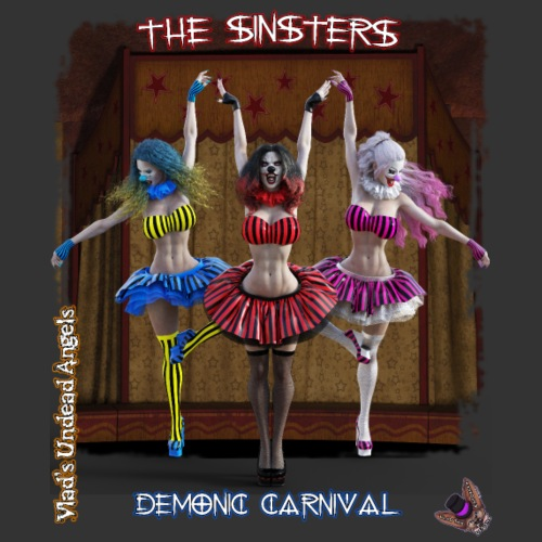 Demonic Carnival The Sinsters