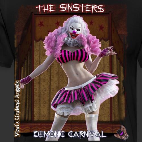 Demonic Carnival Pinky - Men's Premium T-Shirt