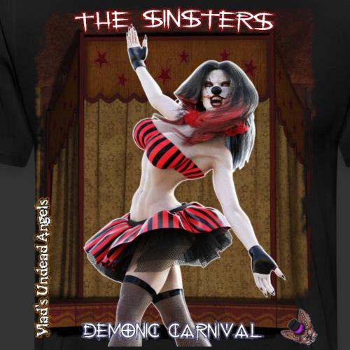 Demonic Carnival Shattered Dreams - Men's Premium T-Shirt