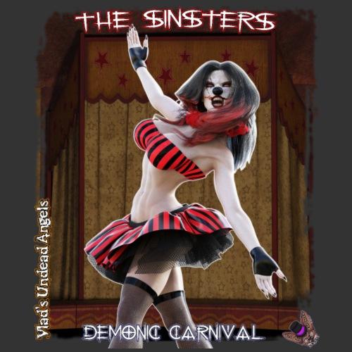 Demonic Carnival Shattered Dreams
