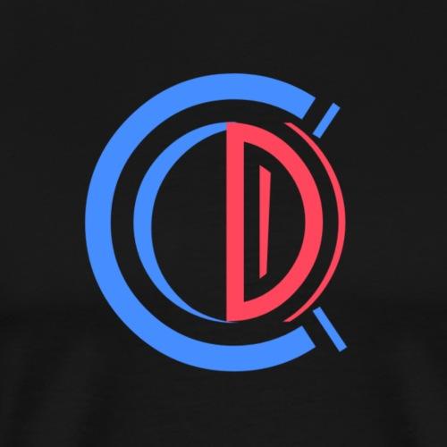 CornierDesignbyHC2 - Men's Premium T-Shirt