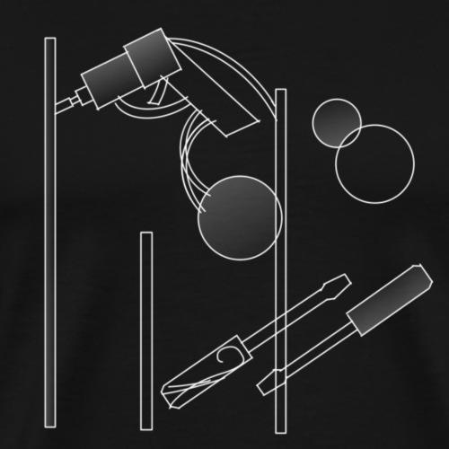 rfc bay keeper - Men's Premium T-Shirt