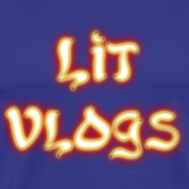 """Lit Vlogs"" Glowing"