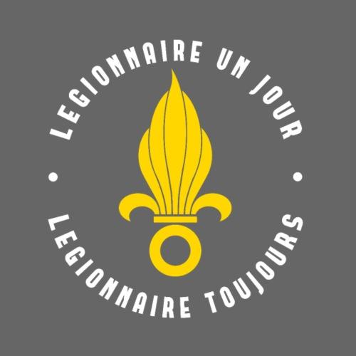 Legionnaire pour toujours - Men's Premium T-Shirt