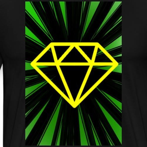 Yellow jewel - Men's Premium T-Shirt