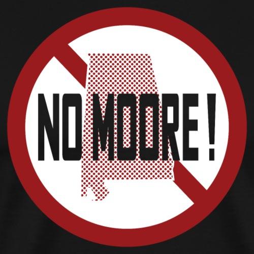 No Moore Alabama - Men's Premium T-Shirt