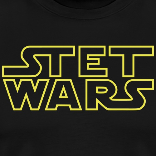 Stet Wars - Men's Premium T-Shirt