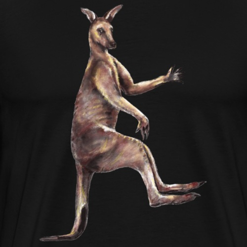 Kangaroo - Men's Premium T-Shirt