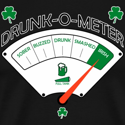 DRUNK-o-METER - Men's Premium T-Shirt