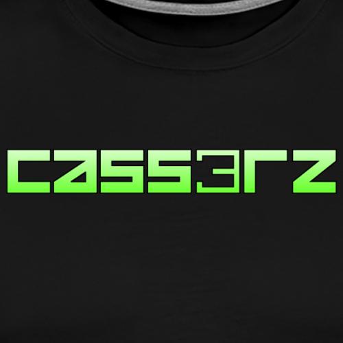 Cass3rz Gaming Logo - Men's Premium T-Shirt