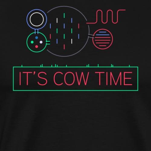 COW TIME - Men's Premium T-Shirt
