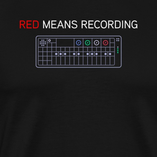 RMR OP-1 - Men's Premium T-Shirt