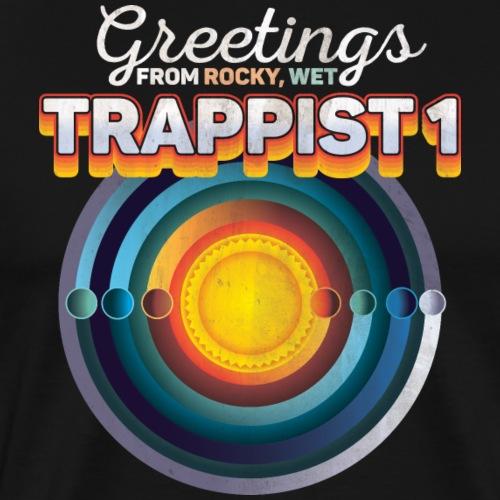 Trappist-1 - Men's Premium T-Shirt