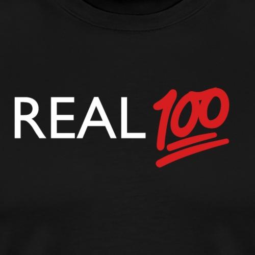 Real 100 - Men's Premium T-Shirt