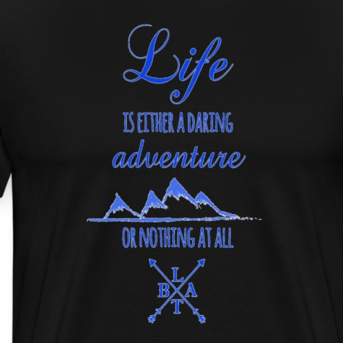 LTBA Daring Adventure - Men's Premium T-Shirt