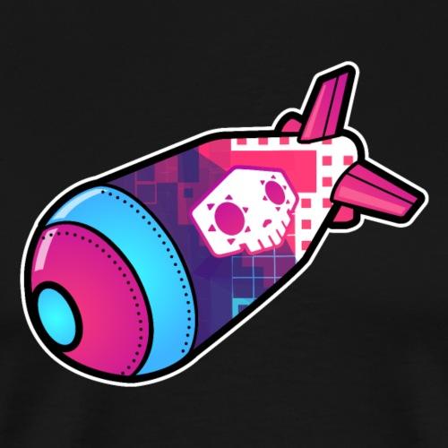 DDoS Logo Only - Men's Premium T-Shirt