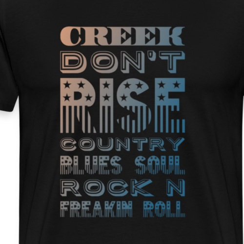 CDR genre - Men's Premium T-Shirt