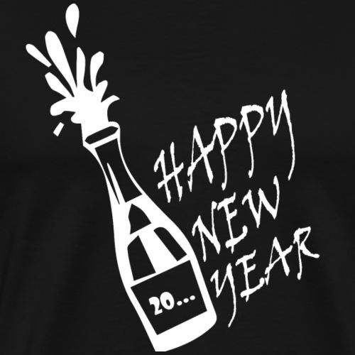 Happy New Year T-Shirt Celebrate Eve Cheers Gift - Men's Premium T-Shirt