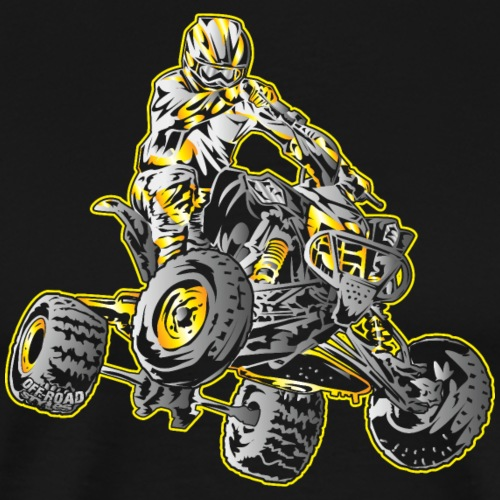 Suzuki ATV Shirt - Men's Premium T-Shirt