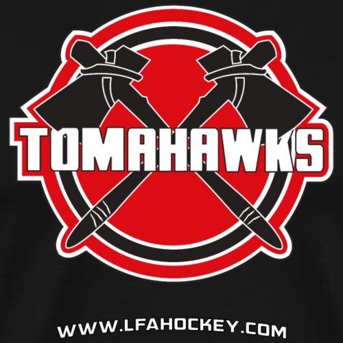 Tomahawks - Men's Premium T-Shirt