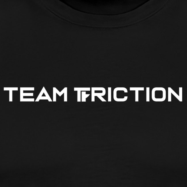 Team Friction Text Logo