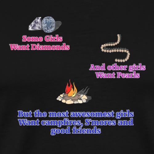SomeGirls - Men's Premium T-Shirt