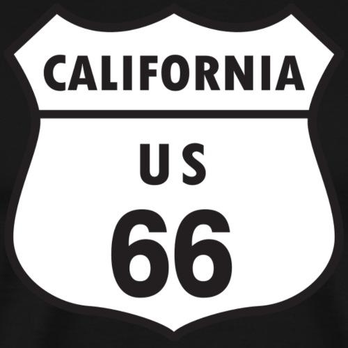 california 66 - Men's Premium T-Shirt