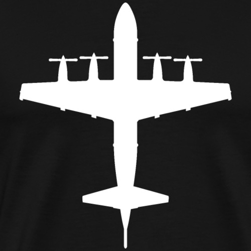 P-3 Orion Anti-Submarine and Maritime Surveillance - Men's Premium T-Shirt