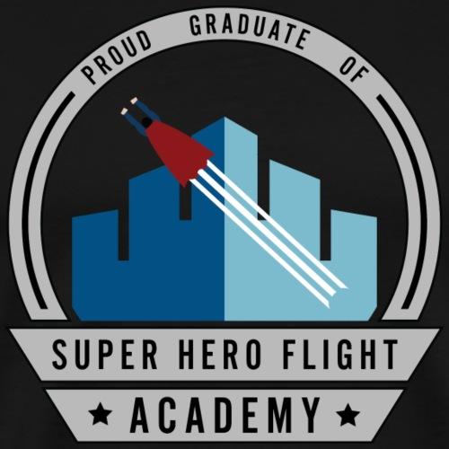 Super Hero Flight Academy - Men's Premium T-Shirt