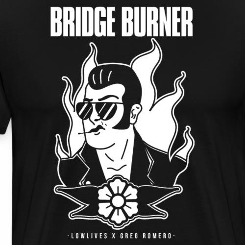 Bridgeburner: Lowlives x Greg Romero 1 - Men's Premium T-Shirt