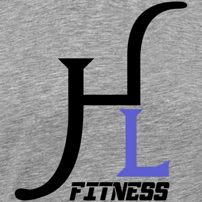 HIIT Life Fitness Logo Purple