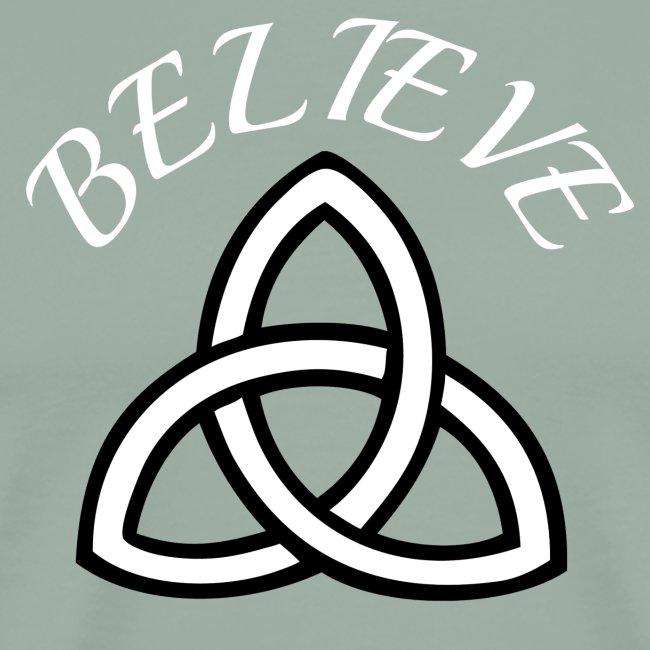 celtic pride believe TEE
