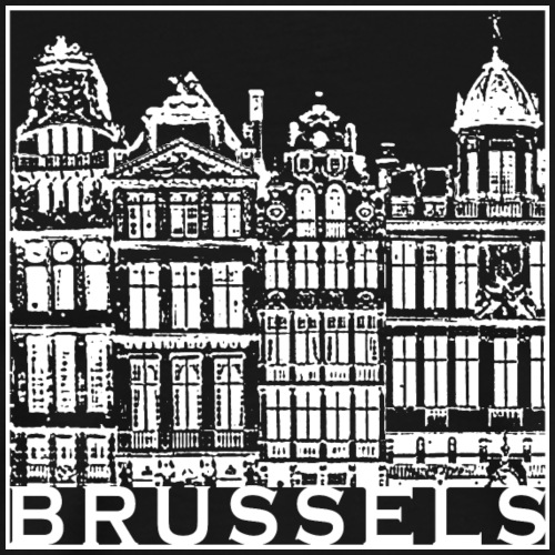 Brussels - Men's Premium T-Shirt