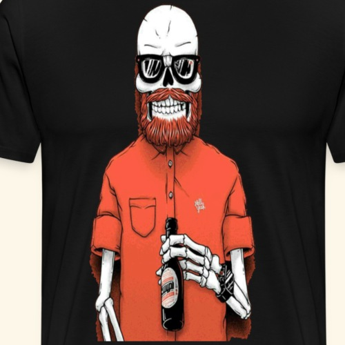 Let's grab a beer - Men's Premium T-Shirt