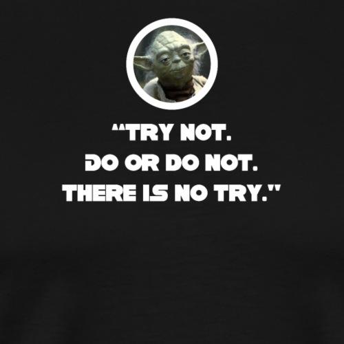 Yoda - Men's Premium T-Shirt