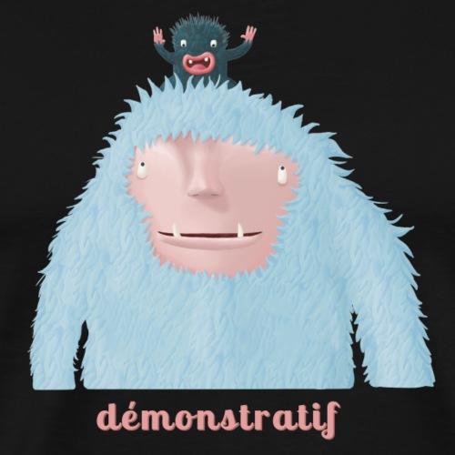Demonstratif - Men's Premium T-Shirt