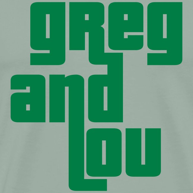 greg and lou title