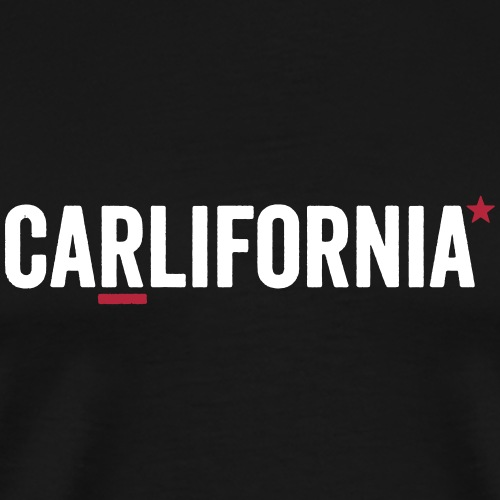 Carlifornia - Men's Premium T-Shirt