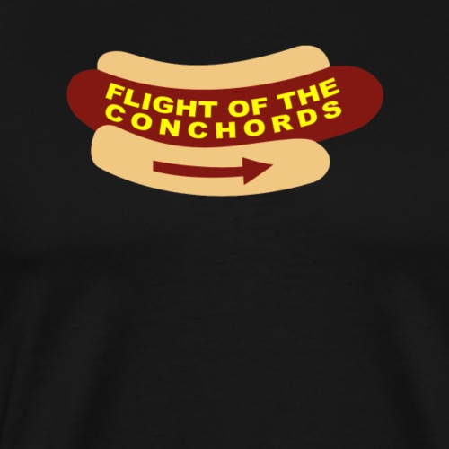 Flight of the Conchords Band Sign tshirt - Men's Premium T-Shirt