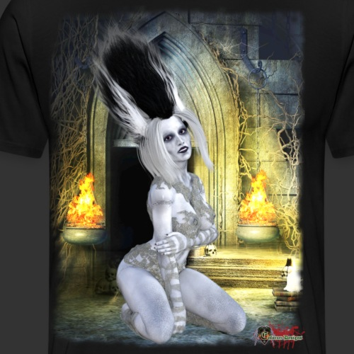 Classic Monsters: Bride Of Frankenstein - Men's Premium T-Shirt