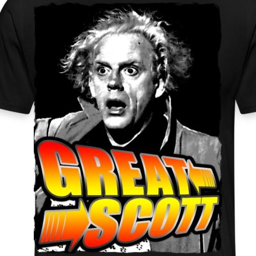 Great Scott Doc - Men's Premium T-Shirt