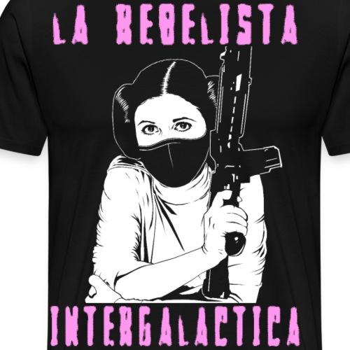 La Rebelista - Men's Premium T-Shirt