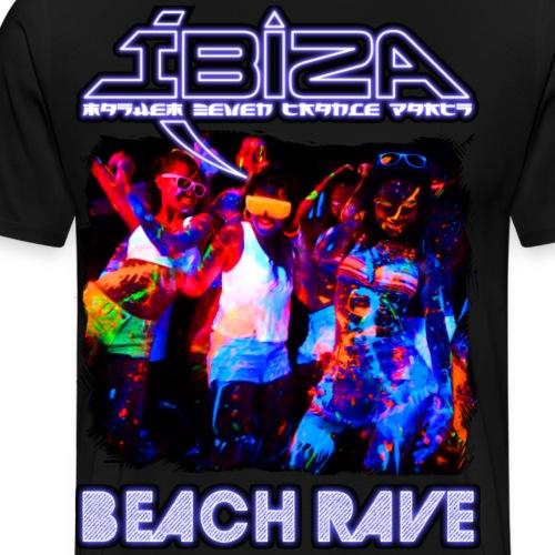 Ibiza Party 03 - Men's Premium T-Shirt